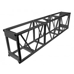 Applied NN 15in. x 23.5in. x 60in. Single Hung Pre-Rigged Truss - Black