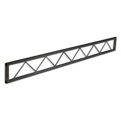 Applied NN Euro Ladder Truss - 12in. x 5' - Black