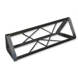 Applied NN 8in. Ultra Lite Tri-Truss - 2.5ft - Black