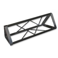 Applied NN 8in. Lite Duty Tri-Truss - 2.5ft - Black