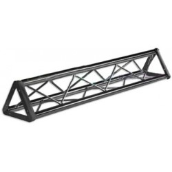 Applied NN 8in. Euro Style Tri-Truss - 5ft - Black