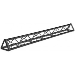 Applied NN 12in. Euro Style Tri-Truss - 8ft - Black