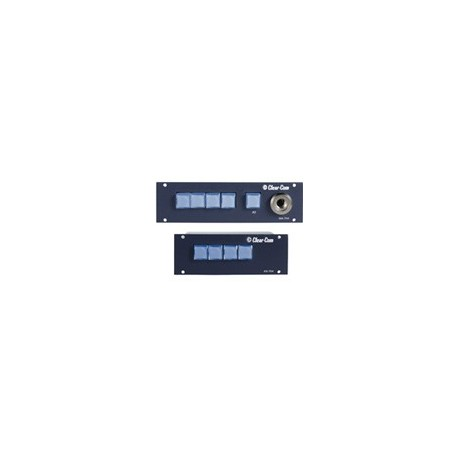 Clear Com IFB Control Panel with Mic Connector