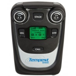 Tempest2400 2.4 GHz 4-Channel Wireless Beltstation