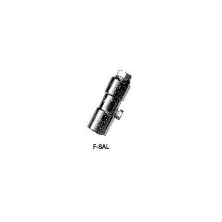 Altman Large Combination 5/8in. x 1 1/8in. Spigot