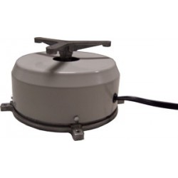 Heavy Duty Motor Box - 2 RPM - 100 lbs Capacity