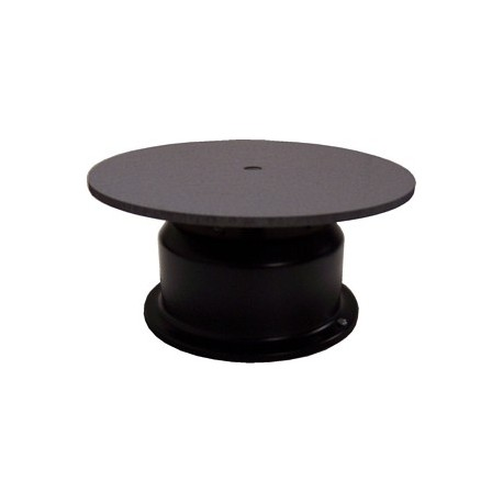 8in. Turntable - 3 RPM - 25 lbs Capacity