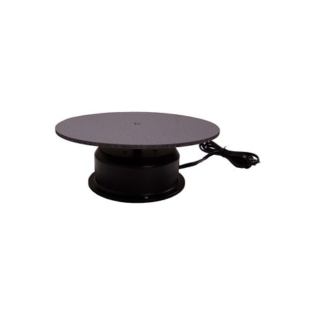 12in. Turntable - 2 RPM - 50 lbs Capacity