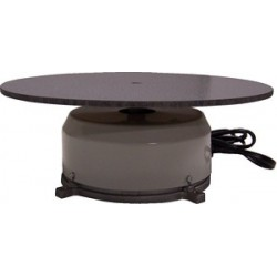 12in. Turntable - 2 RPM - 100 lbs Capacity