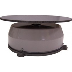 12in. Turntable - 2 RPM - 150 lbs Capacity