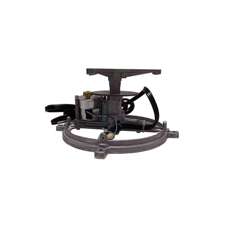 Heavy Duty Skeleton Motor - 2 RPM - 100 lbs Capacity