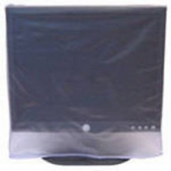 Leviton 19in. LCD Monitor Dust Cover - Black