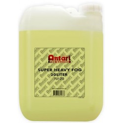 Antari FLY-20 Super Heavy Fog Fluid - 20 Liters