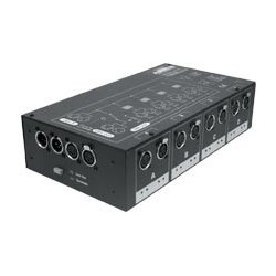 Elation 4-Way DMX Distributor