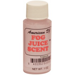 ADJ F-Scents for Fog Juice - 1 oz - Tropical
