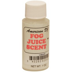 ADJ F-Scents for Fog Juice - 1 oz - Lemon