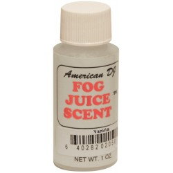 ADJ F-Scents for Fog Juice - 1 oz - Vanilla