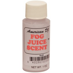 ADJ F-Scents for Fog Juice - 1 oz - Rum