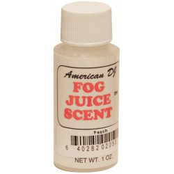 ADJ F-Scents for Fog Juice - 1 oz - Peach