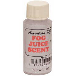 ADJ F-Scents for Fog Juice - 1 oz - Apple
