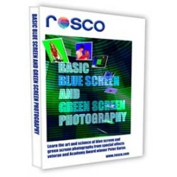Rosco Basic Blue & Green Screen Photography DVD