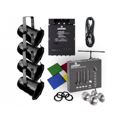 Leviton Par 38 Lighting System With 3004 Console