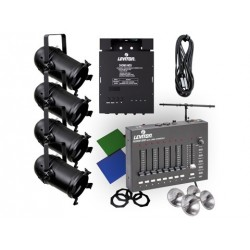 Leviton Par 56 Lighting System With 3008 Console