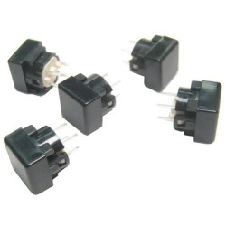 Leviton MC 7000 Series Replacement Bump Switches - Five