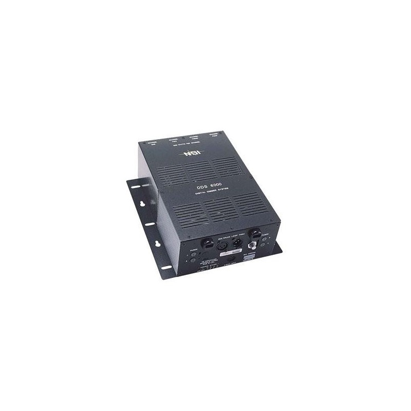 Leviton 6000  4 Channel Dimmer  Relay System - 1200-4800w 20 Amp - Dmx Installed