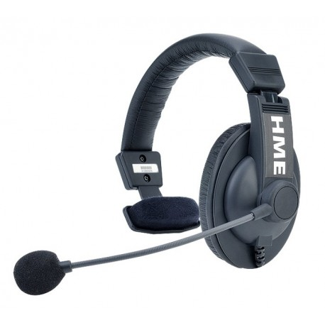 Clear-Com HS15 Single-Ear Headset w/ Noise-Cancelling Mic - Clearance