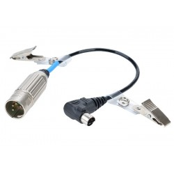 Clear-Com 4-Pin MD-XLR4M Adapter - Male