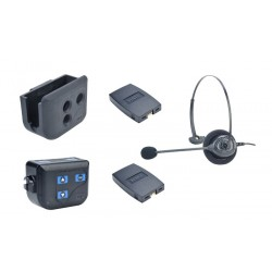 Clear-Com BP200 Beltpack with HS16 Headset