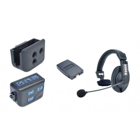 Clear-Com BP300 Beltpack With HS15 Single-Ear Headset