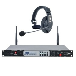 Clear-Com BS200 Wireless Base Station With HS15 Single-Ear Headset