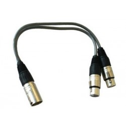 Clear-Com 6-Pin Y-Adapter For IFB Systems