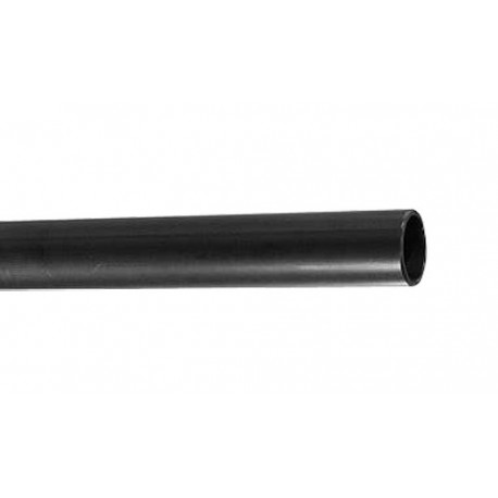 Light Source Standard Grid Pipe - 1-1/2 Inch 20 Foot Schedule 40 - Black Anodized
