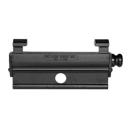 Light Source 10in. Mega Beam Clamp - 3 Ton - Black Anodized - Light Source MBC3T-10B