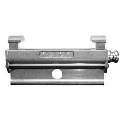 Light Source 10in. Mega Beam Clamp - 3 Ton - Aluminum Finish - Light Source MBC3T-10M