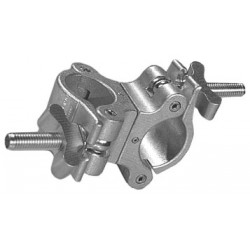 Light Source Mega 90-Degree Coupler - Aluminum Finish
