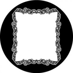Rosco Glass Gobo - Celtic Mirror
