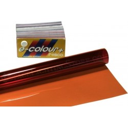 Rosco E-Colour 204 Full C.T. Orange - T5 36in. Roscosleeve Gel
