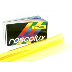 Rosco Roscolux 07 Pale Yellow - T8 36in. Sleeve