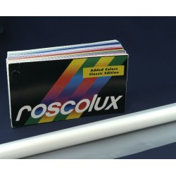 Rosco Roscolux 112 Opal Tough Frost - T8 36in. Sleeve