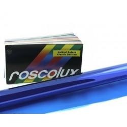 Rosco Roscolux 72 Azure Blue - T8 36in. Sleeve