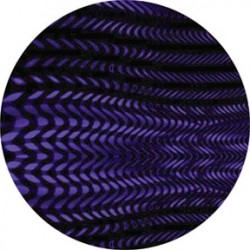 Rosco HD Plastic Gobo - Indigo Tread