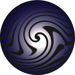 Rosco HD Plastic Gobo - Midnight Marble