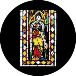Rosco HD Plastic Gobo - Comedia Stained Glass