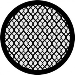 Rosco HD Plastic Gobo - Double Wire
