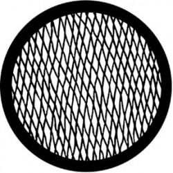 Rosco HD Plastic Gobo - Wire