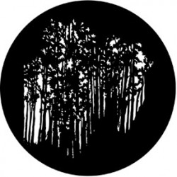 Rosco HD Plastic Gobo - Forest